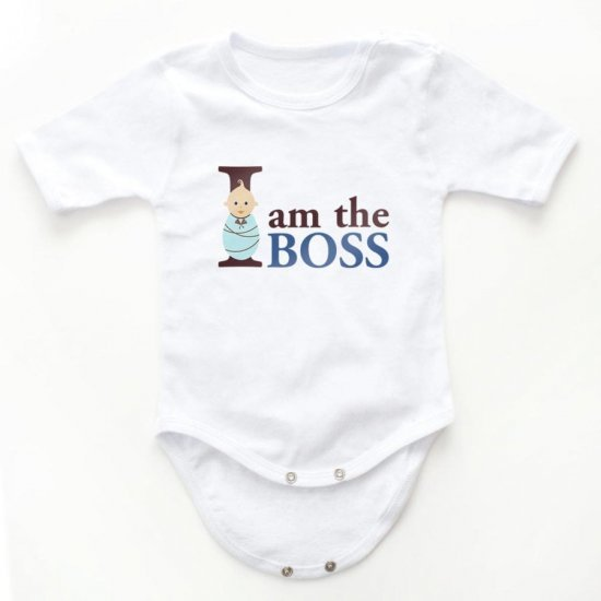 Body Bebelusi I am the boss
