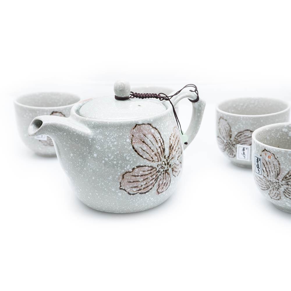 Ceainic cu infuzor din inox Stella