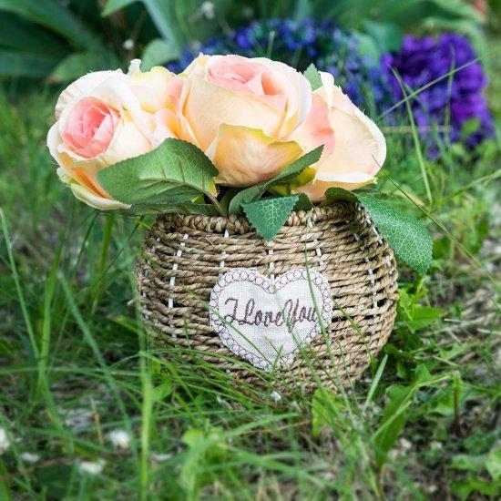 Suport pentru ghiveci de flori Natur