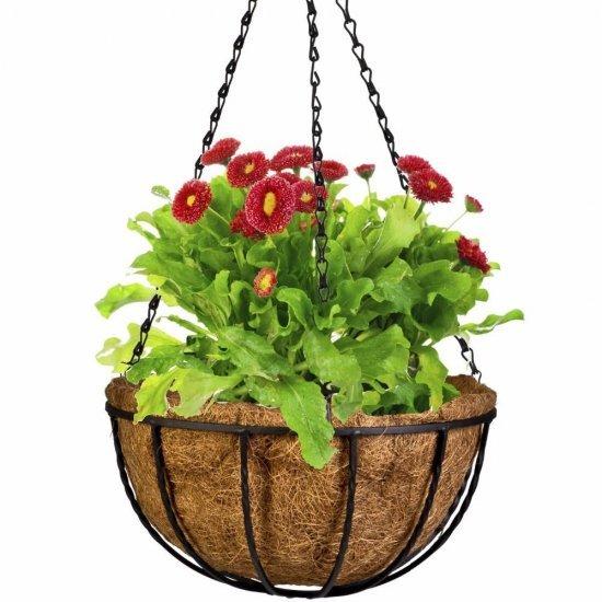 Suport suspendat pentru ghiveci sau flori Ivy