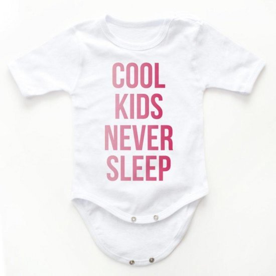 Set Body Fetita Cool Kid