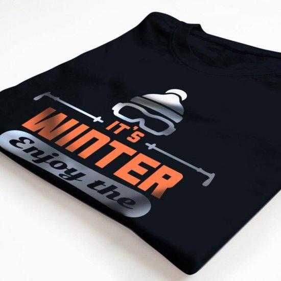 Tricou Barbati Winter Sports