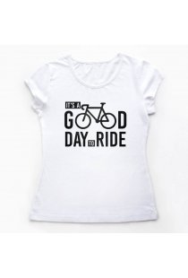 Tricou Femei Good Day to Ride
