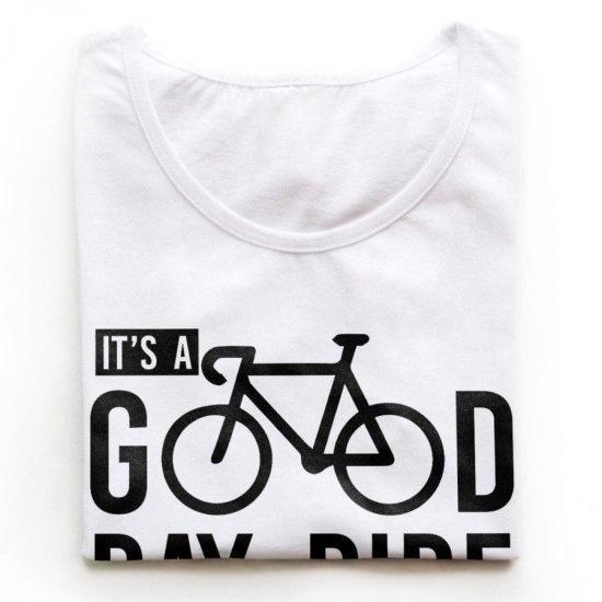 Tricou Femei Good Day to Ride