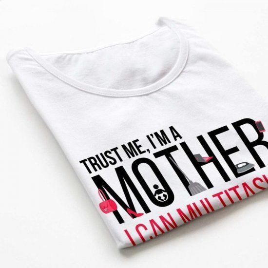 Tricou Femei Multitasking Mom