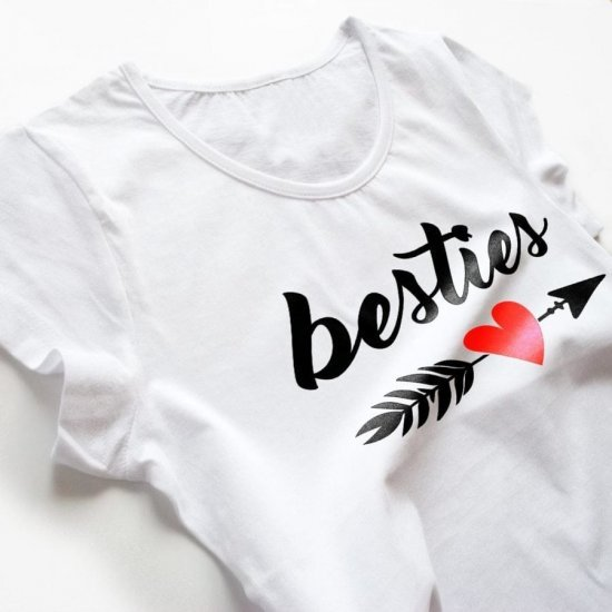 Tricouri Besties Pentru Prietene