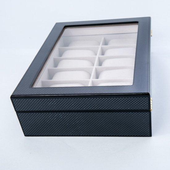 Cutie din lemn pentru 12 ceasuri Lena
