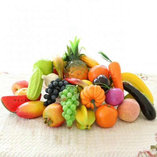 Fructe si legume artificiale