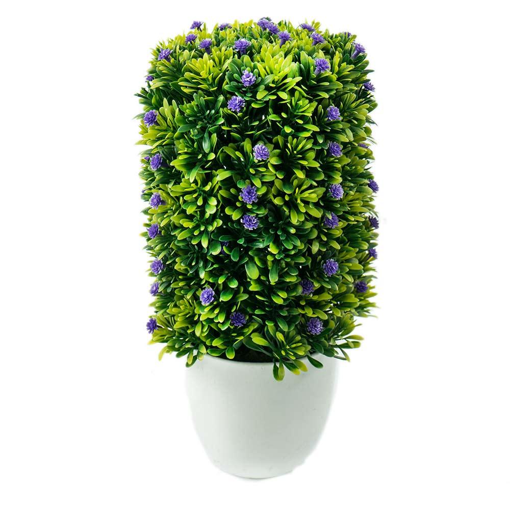 Planta artificiala in ghiveci