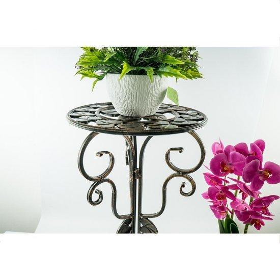 Suport pentru ghiveci de flori Alanis