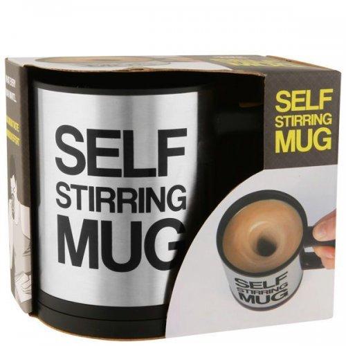 Cana Self-Stirring Mug, Cadoul Perfect Pentru Prieteni