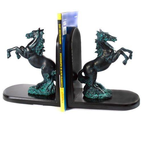 Figurine cai - opritor modern pentru carti