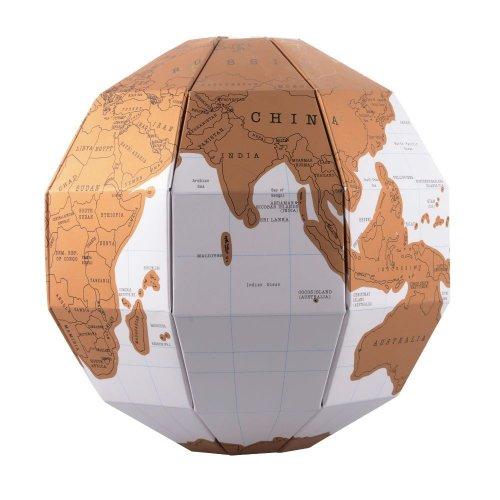 Glob pamantesc 3D - Harta lumii razuibila