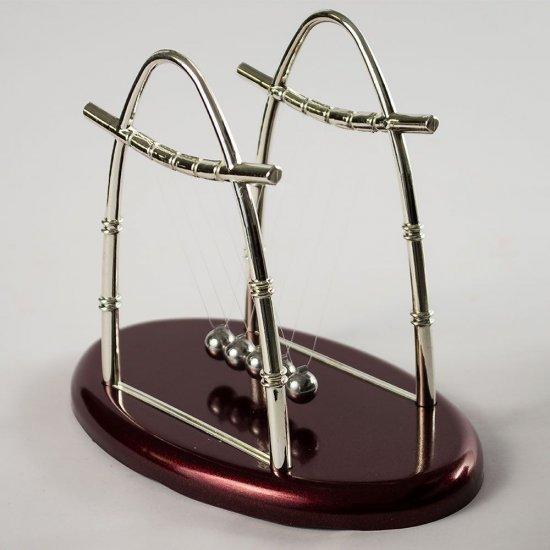 Perpetuum mobile, forma ovala mic