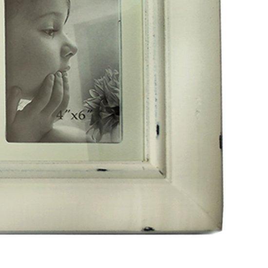 Rama foto multipla, pentru 3 fotografii, model vintage
