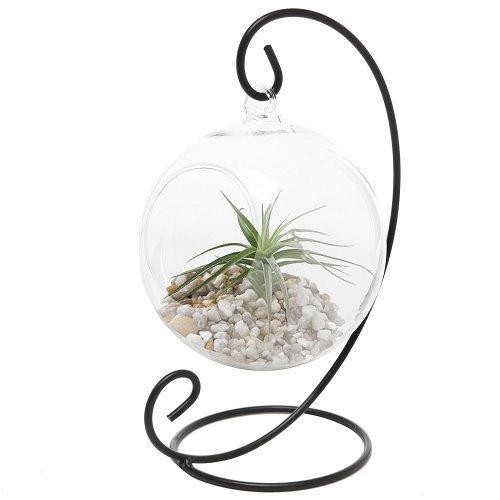 Glob de agatat cu suport pentru obiecte decorative