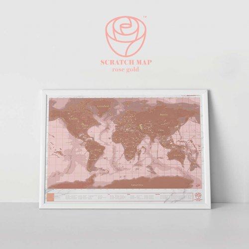 Harta Razuibila Rose Gold