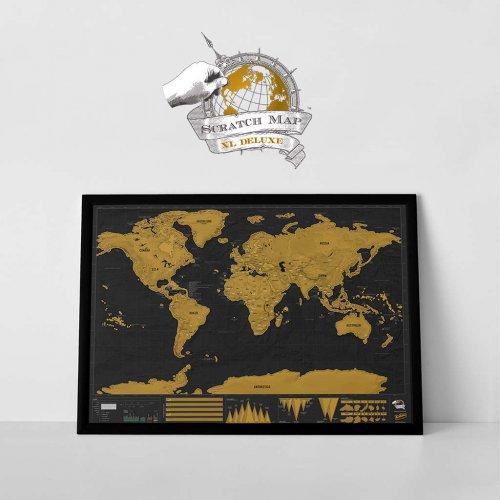 Harta Razuibila Deluxe Xl