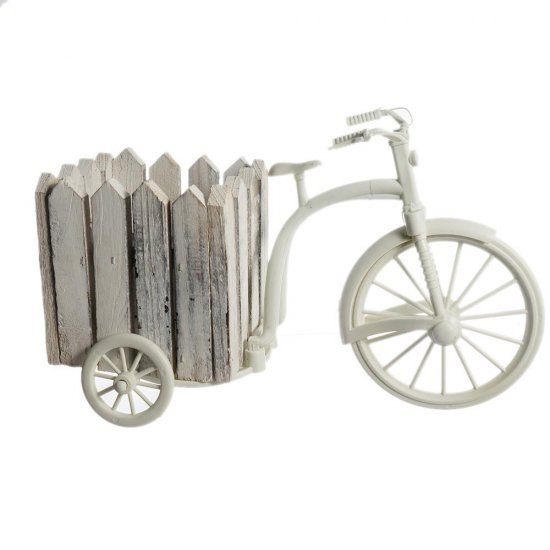 Bicicleta pentru decoratiuni florale