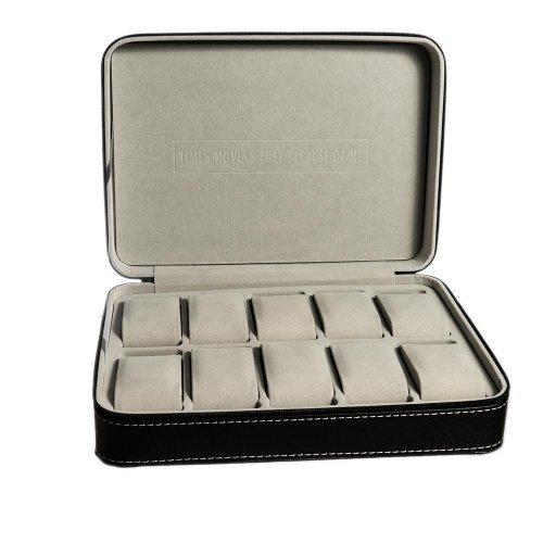 Cutie cu 10 spatii pentru ceasuri