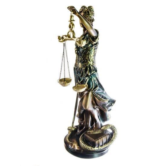 Zeita Justitiei Model Mare