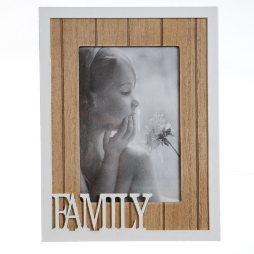 Rama foto Family din lemn