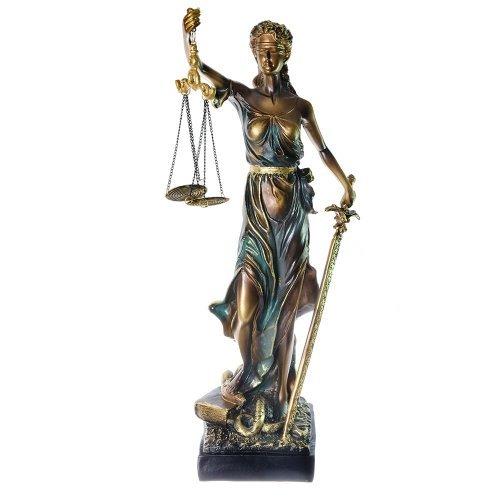 Zeita Justitiei Decoratiune Mare