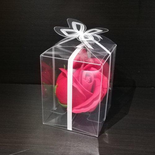 Cutie Pentru Flori Acetofan 5X5X6.5Cm 50/Set