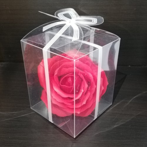 Cutie Pentru Flori Acetofan 6.5X6.5X8Cm 50/Set