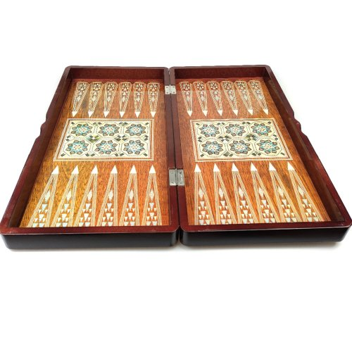 Table / sah din lemn, model 1 mare