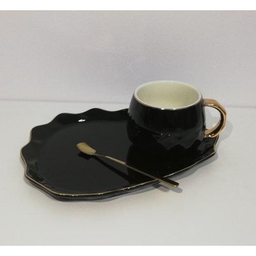 Cana si tavita din ceramica design nordic