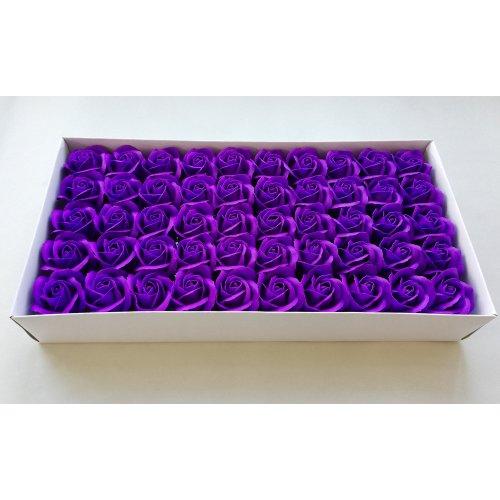 Trandafiri De Sapun 50/set Mov Electric