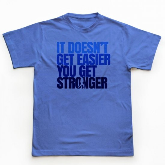 Tricou Alergatori Get Stronger
