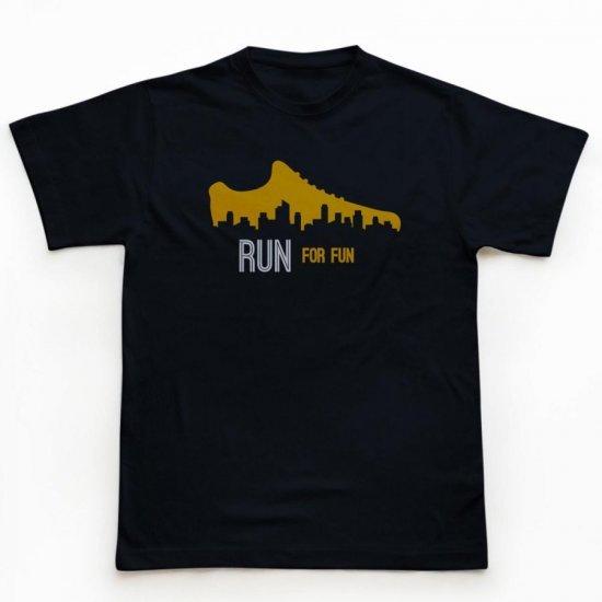 Tricou Alergatori Run for Fun