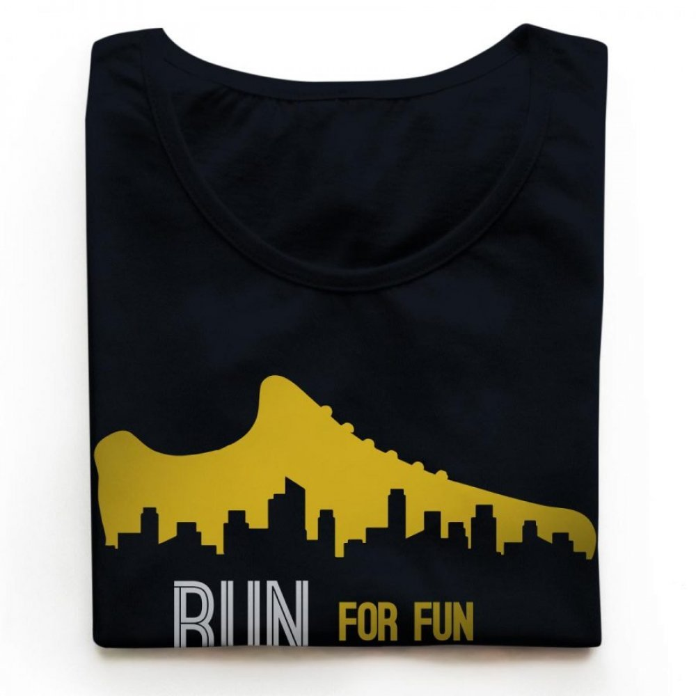 Tricou Alergatori Run for Fun