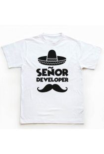Tricou Programatori Senor Developer