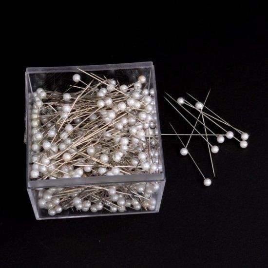 Accesorii mercerie Ac Cu Margea Plastic Perle 300/Cutie