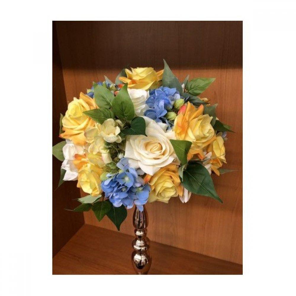 Aranjamente flori artificiale Yellow