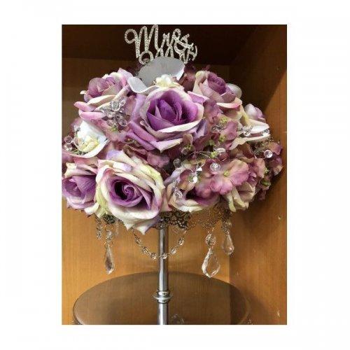 Aranjamente Flori Artificiale Purple