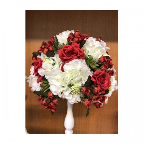 Aranjamente flori artificiale Roses