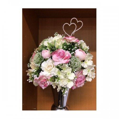 Aranjament Din Flori Artificiale Jasmin
