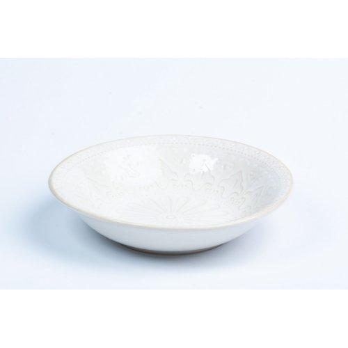 Bol Mare Ceramica Beige Ar8