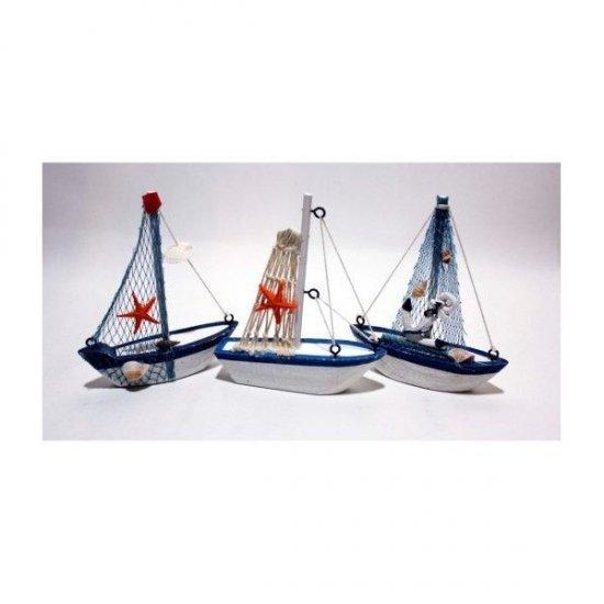 Barca Lemn Sail Away