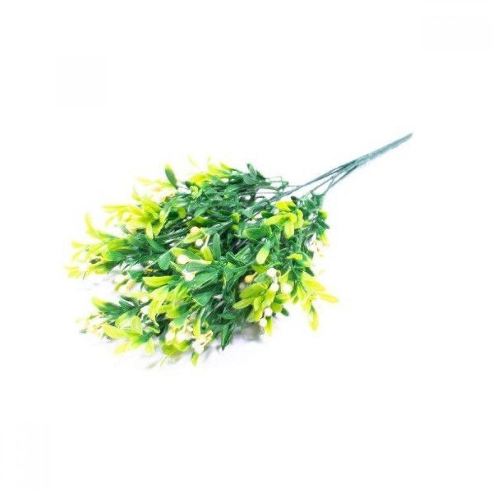 Flori Decorative Artificiale Buchet Frunze Artificiale Cu Bobite