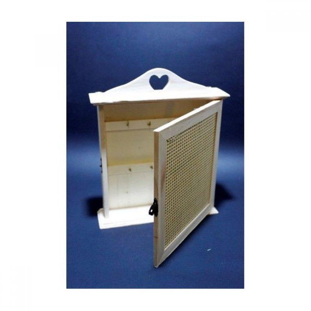 Cutie pentru chei din lemn tip Blanc