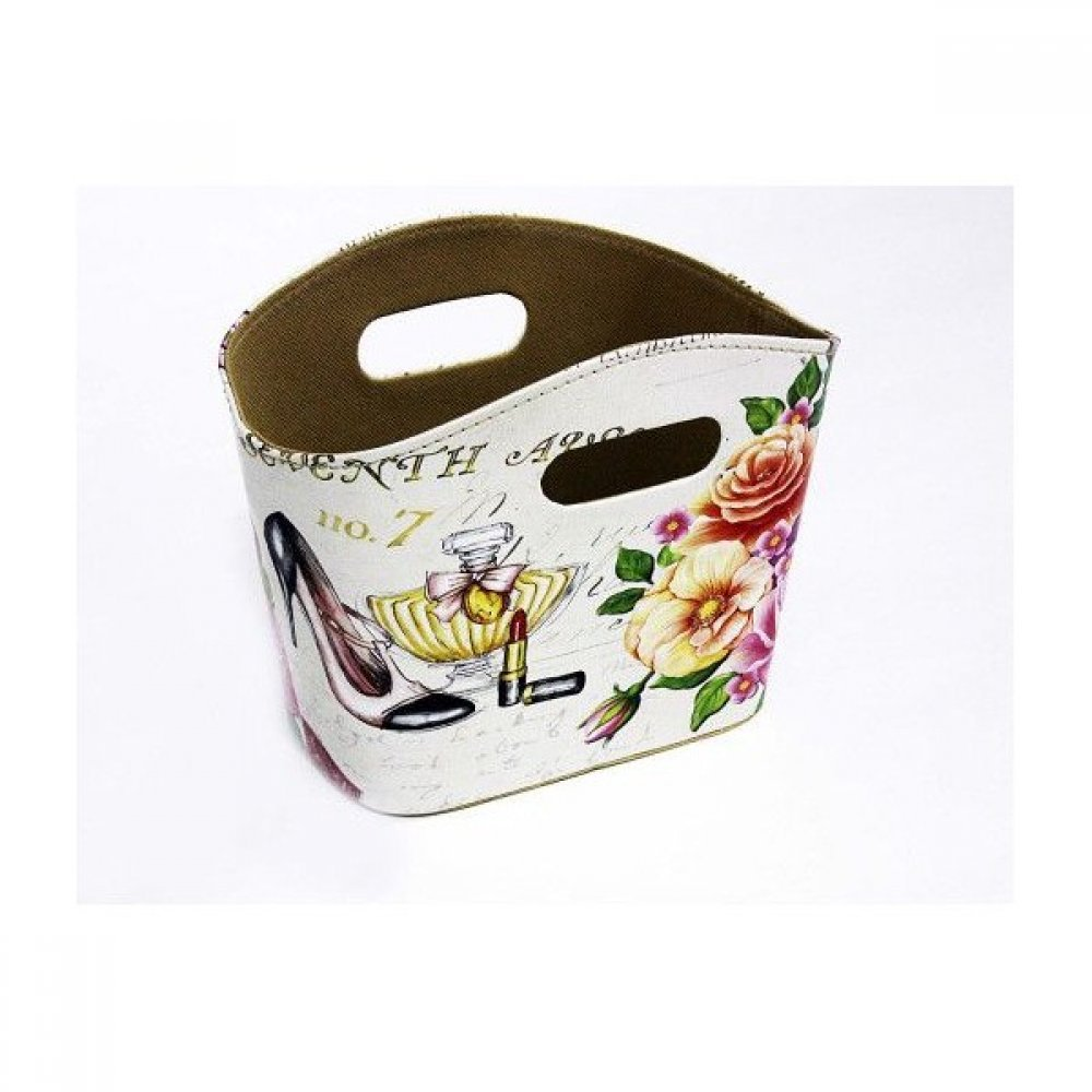 Cutie pentru flori tip cos din PVC Decor Pantof