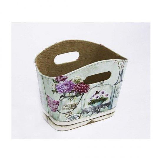 Cutie pentru flori model Cos Din PVC Decor Vaza Cu Flori