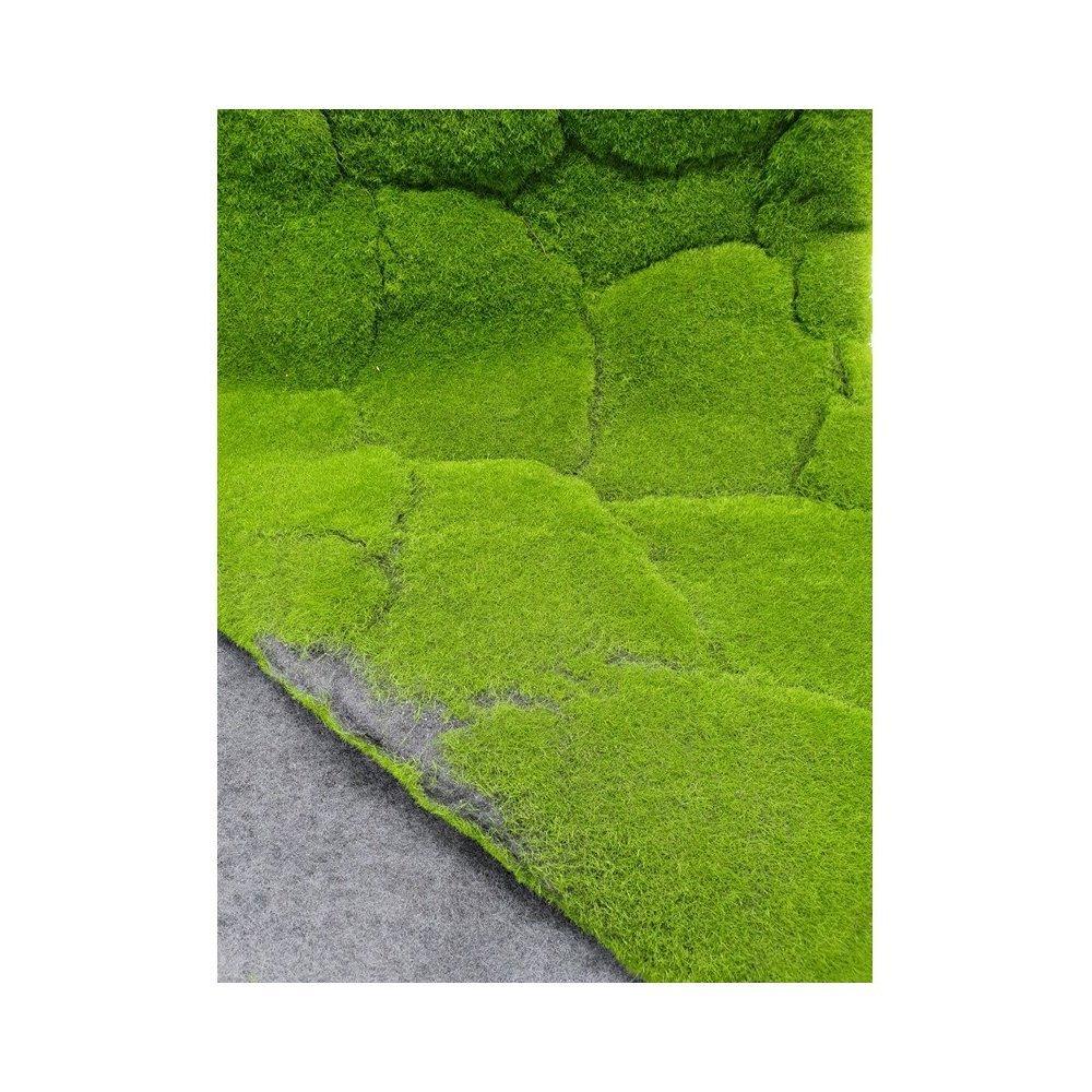 Decor Covor verde muschi