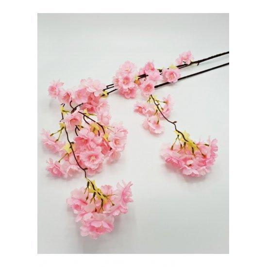 Flori artificiale Creanga cires 4 fire Sakura