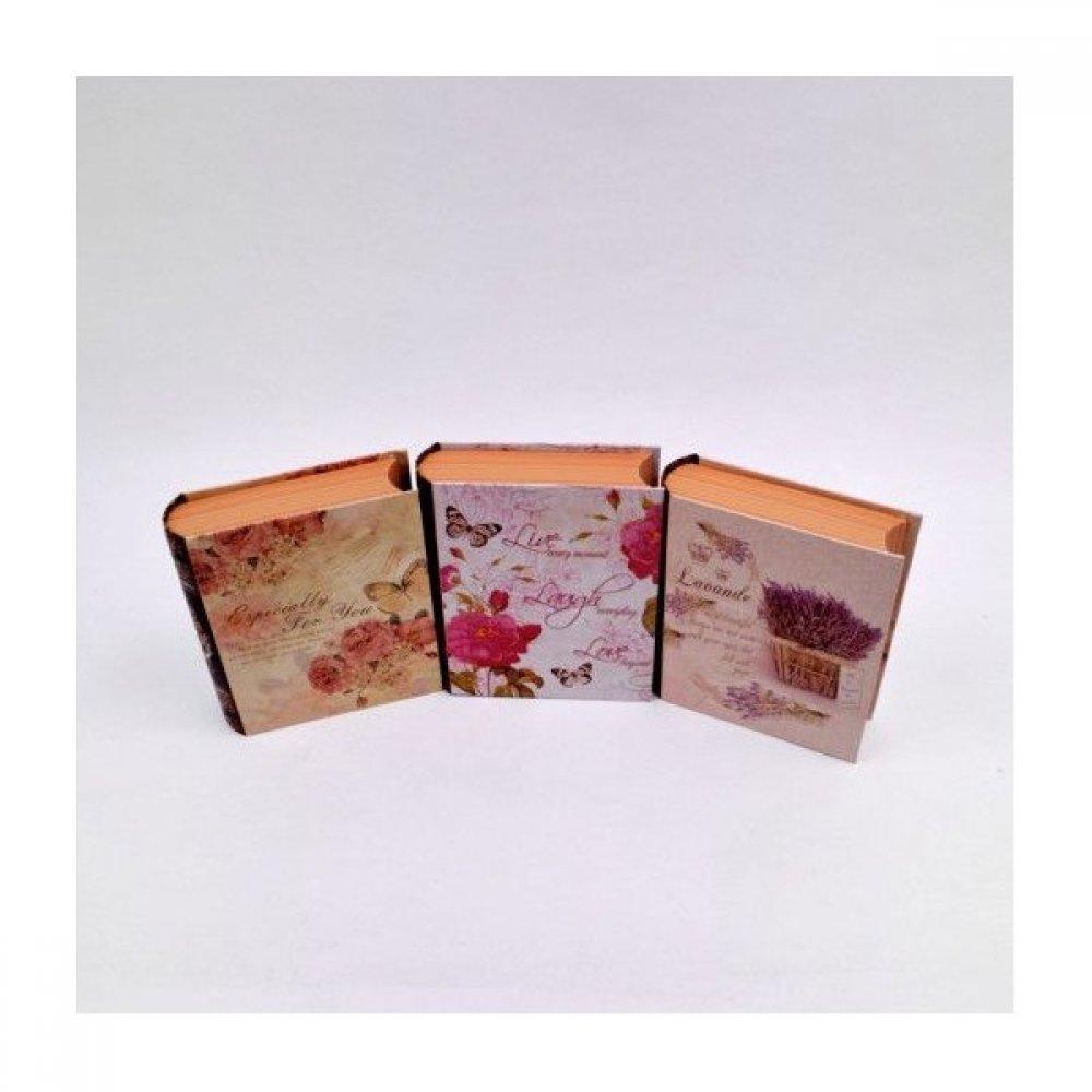 Cutie pentru depozitare din carton Forma Carte